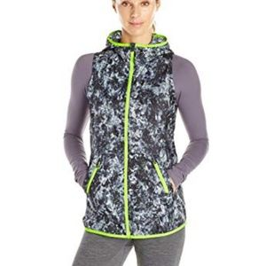 New Balance windbreaker windcheater hooded VEST